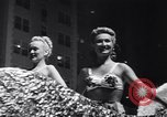 Image of Orange Bowl parade Miami Florida USA, 1947, second 49 stock footage video 65675040922