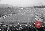 Image of Bowl games Pasadena California USA, 1947, second 7 stock footage video 65675040924