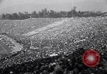 Image of Bowl games Pasadena California USA, 1947, second 22 stock footage video 65675040924