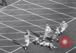 Image of Bowl games Pasadena California USA, 1947, second 33 stock footage video 65675040924