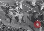 Image of Bowl games Pasadena California USA, 1947, second 51 stock footage video 65675040924