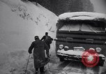Image of rescue operations Stevens Pass Washington USA, 1947, second 10 stock footage video 65675040926