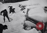 Image of rescue operations Stevens Pass Washington USA, 1947, second 23 stock footage video 65675040926