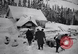 Image of rescue operations Stevens Pass Washington USA, 1947, second 33 stock footage video 65675040926