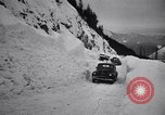Image of rescue operations Stevens Pass Washington USA, 1947, second 57 stock footage video 65675040926