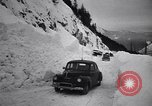 Image of rescue operations Stevens Pass Washington USA, 1947, second 60 stock footage video 65675040926