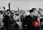 Image of Soviet Army reduction in East Germany East Germany, 1956, second 20 stock footage video 65675040939