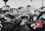 Image of Soviet Army reduction in East Germany East Germany, 1956, second 38 stock footage video 65675040939
