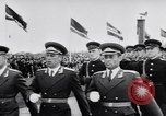 Image of Soviet Army reduction in East Germany East Germany, 1956, second 62 stock footage video 65675040939