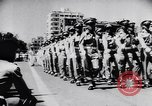 Image of Arms display Suez Egypt, 1956, second 15 stock footage video 65675040940