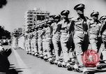 Image of Arms display Suez Egypt, 1956, second 17 stock footage video 65675040940