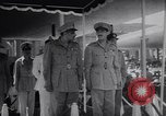 Image of Arms display Suez Egypt, 1956, second 21 stock footage video 65675040940
