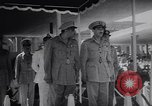 Image of Arms display Suez Egypt, 1956, second 22 stock footage video 65675040940
