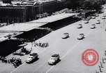 Image of Arms display Suez Egypt, 1956, second 57 stock footage video 65675040940