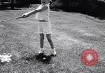 Image of Linda Lewis Long Island New York USA, 1956, second 12 stock footage video 65675040944