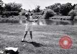 Image of Linda Lewis Long Island New York USA, 1956, second 31 stock footage video 65675040944
