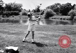 Image of Linda Lewis Long Island New York USA, 1956, second 34 stock footage video 65675040944