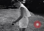 Image of Linda Lewis Long Island New York USA, 1956, second 57 stock footage video 65675040944
