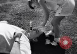 Image of Linda Lewis Long Island New York USA, 1956, second 61 stock footage video 65675040944