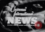 Image of Soviet aircraft show 1956 Moscow Russia Soviet Union, 1956, second 1 stock footage video 65675040945