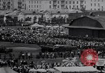 Image of Soviet aircraft show 1956 Moscow Russia Soviet Union, 1956, second 22 stock footage video 65675040945