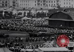 Image of Soviet aircraft show 1956 Moscow Russia Soviet Union, 1956, second 23 stock footage video 65675040945