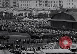 Image of Soviet aircraft show 1956 Moscow Russia Soviet Union, 1956, second 24 stock footage video 65675040945