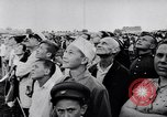 Image of Soviet aircraft show 1956 Moscow Russia Soviet Union, 1956, second 31 stock footage video 65675040945