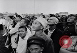 Image of Soviet aircraft show 1956 Moscow Russia Soviet Union, 1956, second 32 stock footage video 65675040945