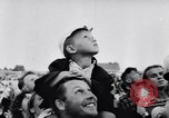 Image of Soviet aircraft show 1956 Moscow Russia Soviet Union, 1956, second 44 stock footage video 65675040945