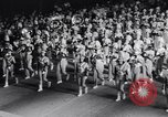 Image of Float parade Miami Florida USA, 1956, second 5 stock footage video 65675040949