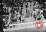 Image of Float parade Miami Florida USA, 1956, second 11 stock footage video 65675040949