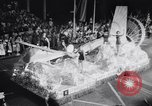 Image of Float parade Miami Florida USA, 1956, second 15 stock footage video 65675040949
