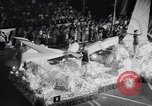 Image of Float parade Miami Florida USA, 1956, second 17 stock footage video 65675040949