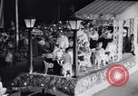 Image of Float parade Miami Florida USA, 1956, second 19 stock footage video 65675040949
