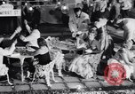 Image of Float parade Miami Florida USA, 1956, second 22 stock footage video 65675040949