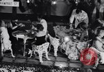 Image of Float parade Miami Florida USA, 1956, second 24 stock footage video 65675040949