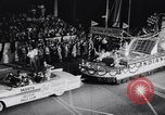 Image of Float parade Miami Florida USA, 1956, second 26 stock footage video 65675040949