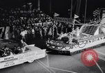 Image of Float parade Miami Florida USA, 1956, second 27 stock footage video 65675040949
