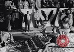 Image of Float parade Miami Florida USA, 1956, second 33 stock footage video 65675040949