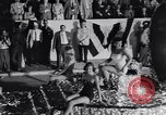 Image of Float parade Miami Florida USA, 1956, second 34 stock footage video 65675040949