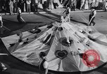 Image of Float parade Miami Florida USA, 1956, second 36 stock footage video 65675040949