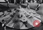 Image of Float parade Miami Florida USA, 1956, second 38 stock footage video 65675040949