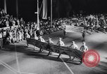 Image of Float parade Miami Florida USA, 1956, second 39 stock footage video 65675040949