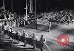 Image of Float parade Miami Florida USA, 1956, second 41 stock footage video 65675040949