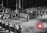 Image of Float parade Miami Florida USA, 1956, second 42 stock footage video 65675040949