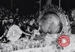 Image of Float parade Miami Florida USA, 1956, second 44 stock footage video 65675040949