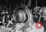 Image of Float parade Miami Florida USA, 1956, second 46 stock footage video 65675040949