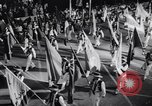 Image of Float parade Miami Florida USA, 1956, second 47 stock footage video 65675040949