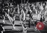 Image of Float parade Miami Florida USA, 1956, second 50 stock footage video 65675040949